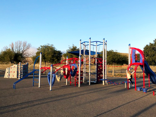 Altamont Creek Park Playground
